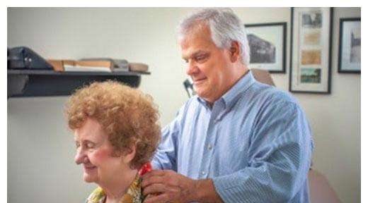 Chiropractor Vassar MI Dr. Daniel Blossom